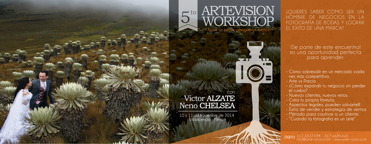 artevision workshop, artevision workshop 2014 villavicencio, workshops bogota, fotografos bogota, talleres fotografia